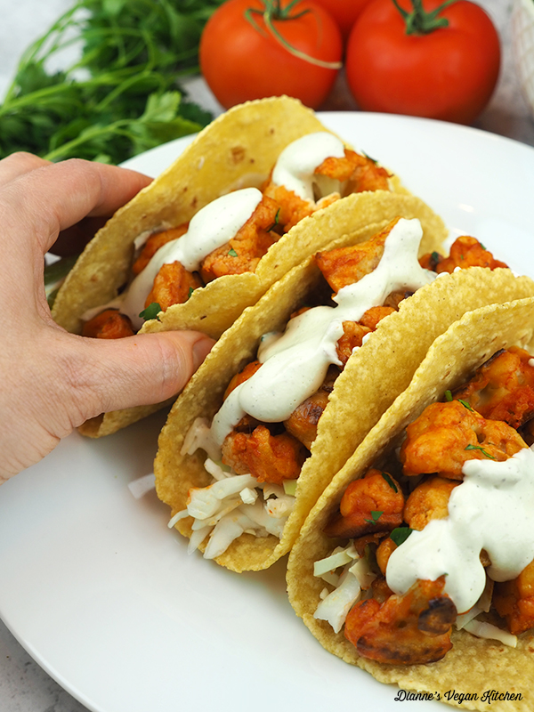 Taking a taco