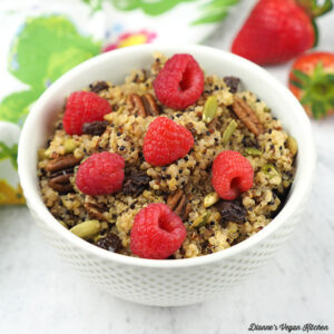 quinoa bowl square