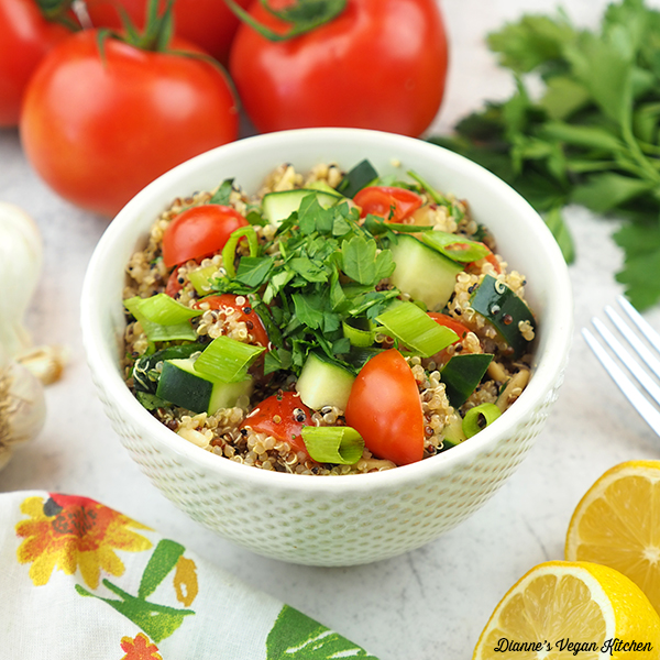 quinoa salad square