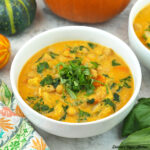 pumpkin curry bowl square