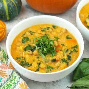 pumpkin curry bowl square