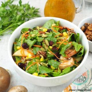 harvest salad square