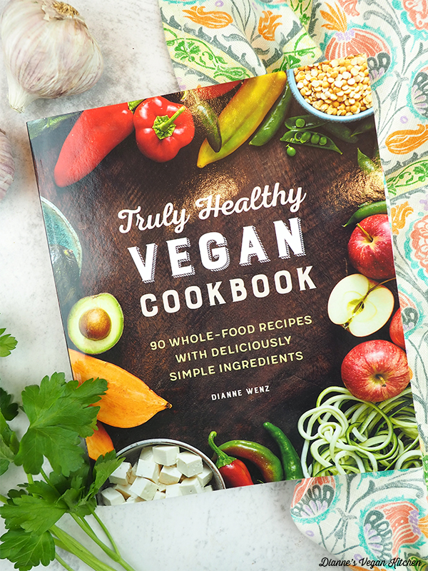The Truly Healthy Vegan Cookbook