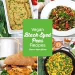 Vegan Black Eyed Peas Recipes