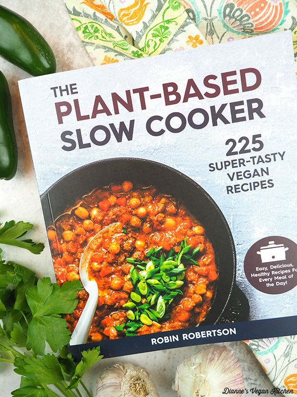 the plant-based slow cooker cookbook