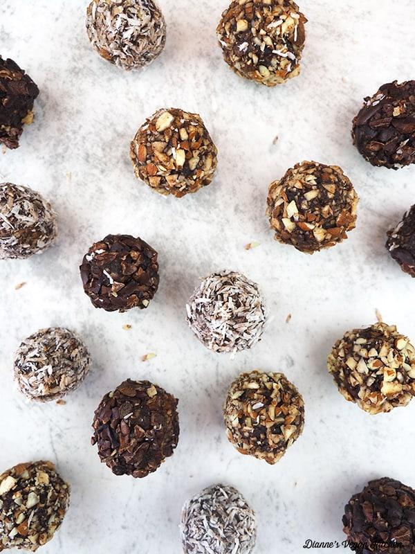 Lots of truffles