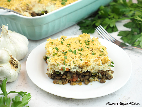 slice of shepherd's pie horizontal