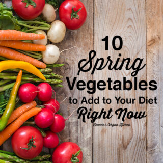 10 Spring Vegetables to Add to Your Diet Right Now