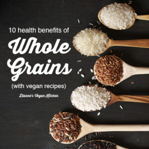 Vegan Whole Grain Recipes