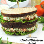 stack of sandwiches with text overlay