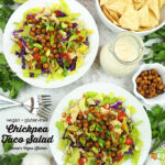 two bowls of salad with text overlay